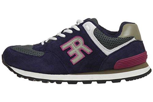 Rohde Biella Damen Sneakers Blau