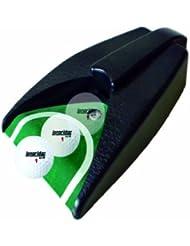 Longridge ARPAAPB - Accesorio para putting con devolución automática de la pelota, color negro