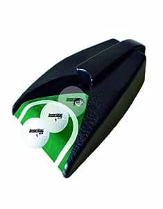 Longridge Black Auto Putt Golf Ball Returner - Black