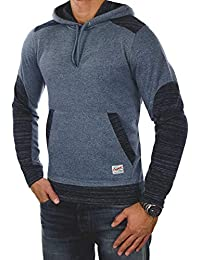 Jack and Jones - Sweat-shirt à capuche - À capuche - Manches longues Homme 12052550ce15