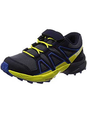 Salomon Speedcross Bungee K, Zapatillas de Trail Running Unisex Niños