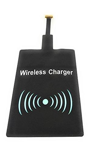 XCSOURCE® Universal QI Cargador Inalámbrico Película de Receptor para Micro-USB Móvil Android...