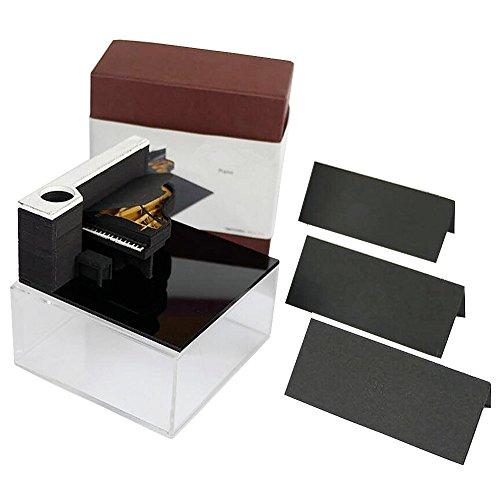 DIY Papier Kunst Baustein 3D Stick Notes Komfort Aufkleber Papiere Karte Handwerk Kreative Post Notes - Kunst Block