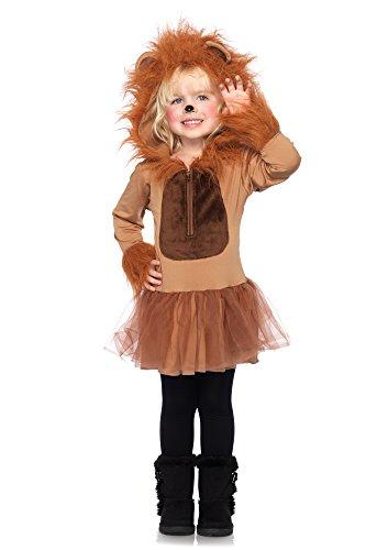 Leg Avenue C48209 - Cuddly Lion Kostüm Set, Größe XS, (Löwe Kostüm Amazon)