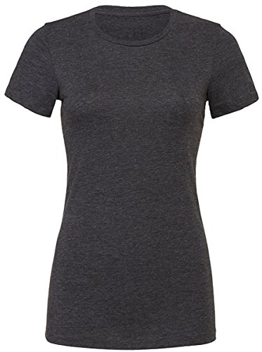 The favourite t-shirt Athletic Bella Canvas Streetwear Shirts Donna Dark Grey Heather