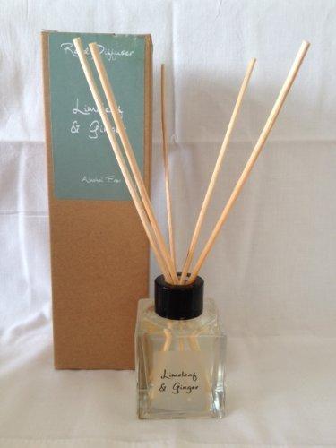 Romarin & Thym sans alcool haute qualité d'huile aromatique 50 ml Diffuseur de parfum Parfum d'Parfum Ensemble cadeau
