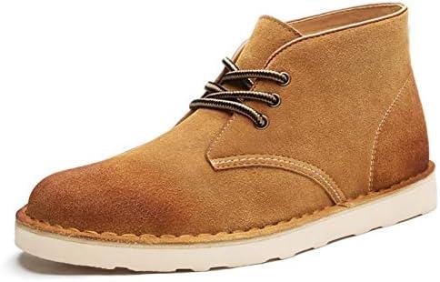 Xiang Wen_ Wen_ Wen_ autunno martin stivali, gli stivali alti, recluta le scarpe,di Coloreeee Marroneee - giallastro B07H6LKNQS Parent | Online Store  | Bel Colore  7940b3