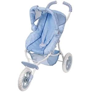 Baby Born Boy Jogger Pram Amazon Co Uk Toys Amp Games