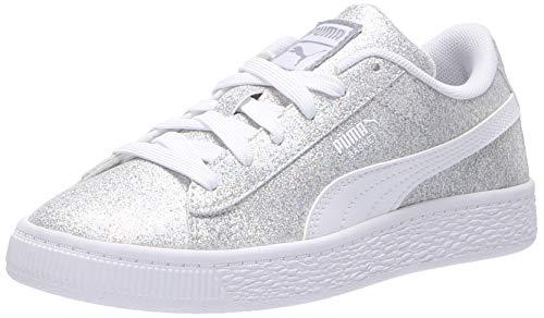 ce46956e6e7 Puma - Enfants Panier Vacances Multi Glitz PS Chaussures