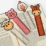 41kvCfHb3hL. SL160  UK BEST BUY #1Pack of 12   Farm Ruler Bookmarks   Great Party Loot Bag Fillers price Reviews uk