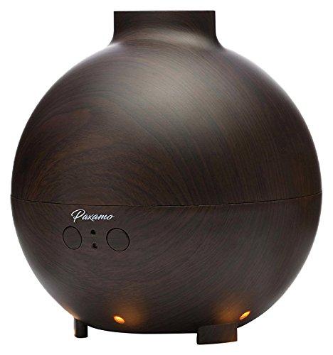 Paxamo 600ml Ultrasonic Oil Diffuser, Paxamo High Capacity Globe Diffuser, Premium Therapy...