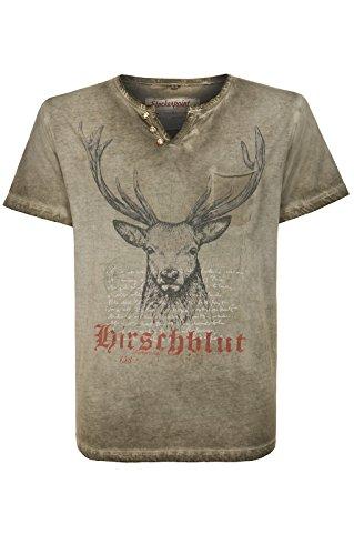Stockerpoint Trachten T-Shirt Pascal Sand, L - 7