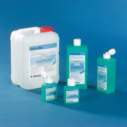 Softa-Man 3865096 Spenderflasche, 1 L