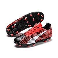 PUMA Unisex Kids One 5.4 Fg/Ag Jr Football Boots
