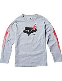 0d13c0dfe43 Fox - Camiseta de Manga Larga - Redondo - Manga Larga - para niño