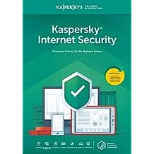 Kaspersky Internet Security   1 Gerät   1 Jahr   PC/Mac   12 Monats Abonnement