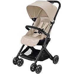 Bébé Confort Lara, Poussette canne Ultra compacte, De la naissance à 3,5ans (0-15kg), Nomad Sand