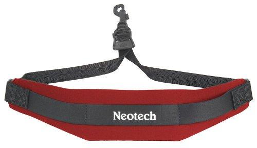 Neotech Saxophongurt Soft Sax Rot, Länge 41,9 - 53,3cm
