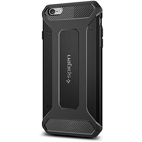 Spigen SGP11643 - Funda para iPhone 6 Plus / 6S Plus, Negro