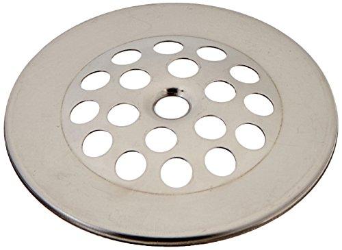 strainer Dome cover, 7,6cm, cromo lucido