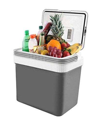 Elektrische Kühlbox Wärmebox 22L 24L 29L 32L 12V 230V Kühlschrank PKW KFZ #1040, Größe:24L