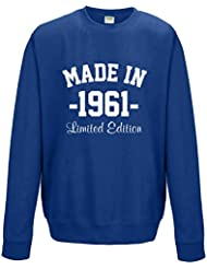 Direct 23 Ltd Personalised Made In Sweatshirt
