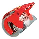 Scotch 25011 Ruban adhésif d'emballage 75 microns 50 mm x 20 m Transparent Lot de 6