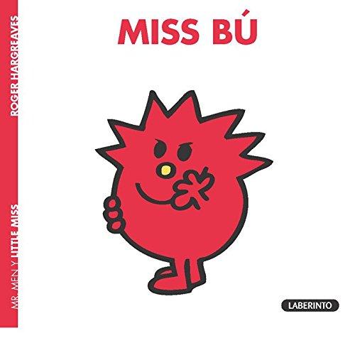 MISS BÚ (Mr. Men y Little Miss) por ROGER HARGREAVES