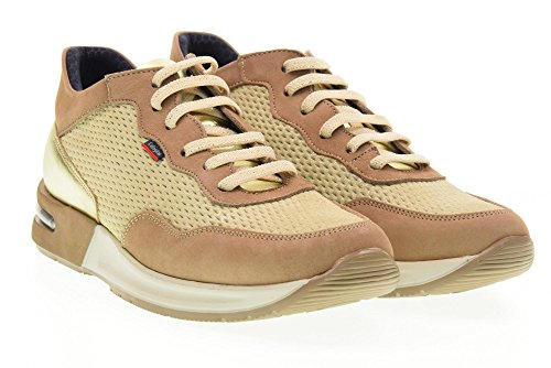 CALLAGHAN scarpe donna sneakers 92156 BEIGE Camel