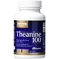 Jarrow Formulas - Teanina, 100mg, 60 capsule