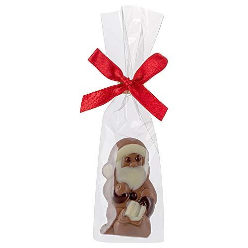 Esther Confiserie - Schokoladenfigur Nico der Weihnachtsmann 1 St - Höhe ca. 4 cm
