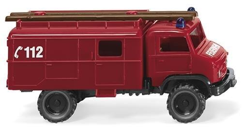 Wiking 060129 - Feuerwehr - Unimog S (1:87)