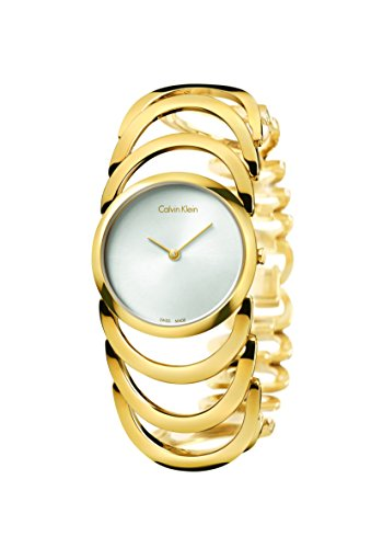 Calvin Klein K4G23526 Wrist Watch – Women's