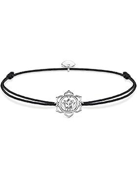 Thomas Sabo Damen-Armband 925 Silber Zirkonia weiß 0.70 cm - LS015-401-11-L20v