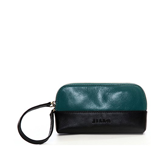 jill-e-osceola-leather-smartphone-clutch-teal-black-472069