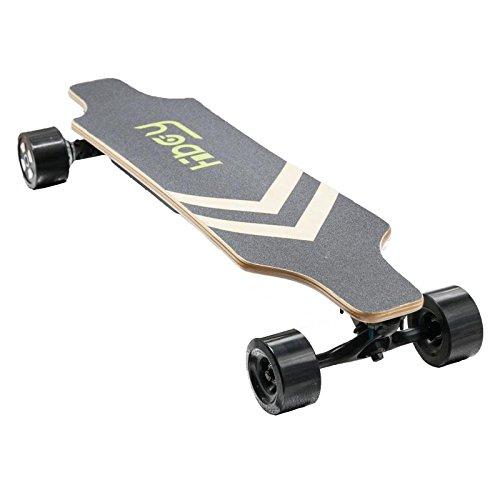 Hiboy Skateboard Eléctrico Portátil – Mando a Distancia...