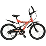 Torado Muscular 20 inches Steel Body Bicycle For Children(Boys/Girls) - Red ...