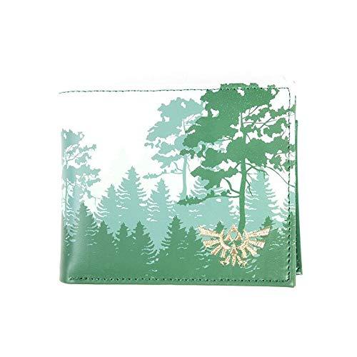 Cartera Zelda Forest