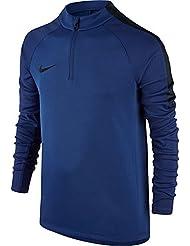 Nike Top et Drill SQD-shirt manches longues pour homme