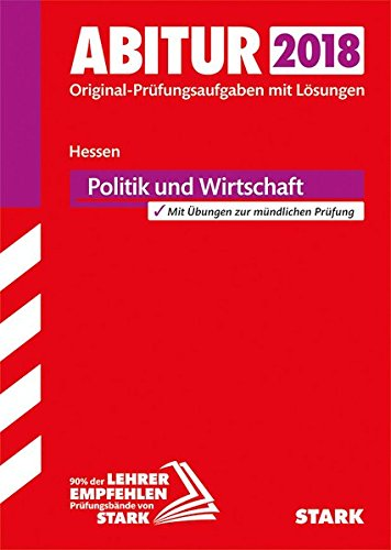 Abiturprüfung Hessen - Politik und Wirtschaft GK/LK