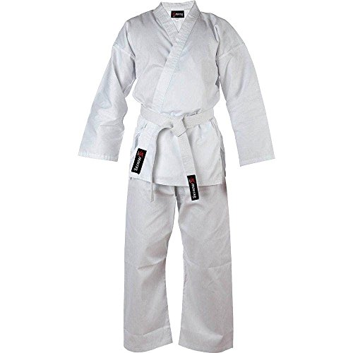 Karate Anzug Japan Cotton Top-Qualität Martial Arts Student Uniform Speedster (5/180cm)