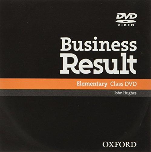 Preisvergleich Produktbild Business Result Elementary Class DVD [VHS]