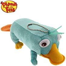Disney Phineas and Ferb Plush Doll Ball Chain (Perry) (japan import)