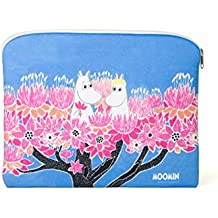 Moomin In Tree Tablet iPad pouch sleeve cover 26 x 22cm
