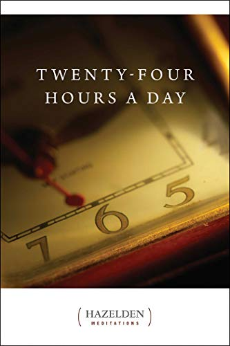 Twenty-Four Hours a Day (Hazelden Meditations Book 1) (English Edition)