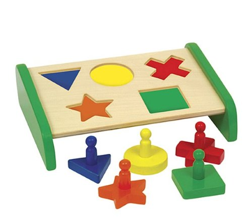 Sortierung Board (Guidecraft Primary Puzzle Board)