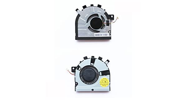 HK-part Replacement Fan for Toshiba Satellite E45T E45T-A4200 E45T-A4100 E45T-A4300 E45T-AST2N01 E45T-AST2N02 Series Cpu Cooling Fan 3-Pin 3-Wire