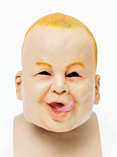 Rubie s BM404-Maske Baby Boy, Einheitsgröße