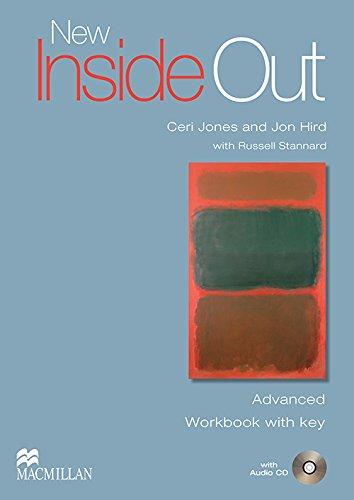 New inside out. Advanced. Workbook with key. Per le Scuole superiori. Con CD Audio. Con espansione online