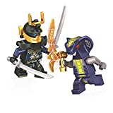 Ninjago Set Samurai X + Slithraa mit Waffen Minifigur Mini Figur Sammelfigur 4,5 cm *NEU*OVP*